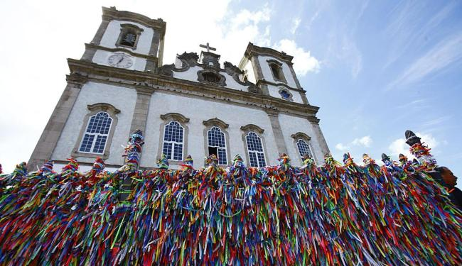 A festa, que acontece amanhã, é realizada desde 1745 e teve o título de Patrimônio Imaterial Naciona - Foto: Fernando Vivas | Ag. A TARDE