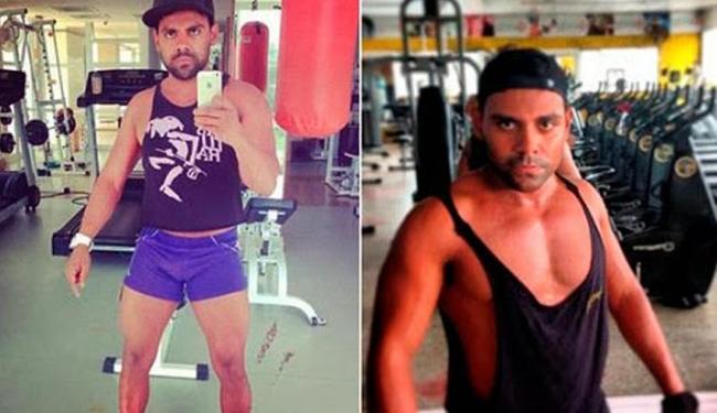 Pablo agitou as redes sociais ao postar fotos em que exibe seus mais novos músculos - Foto: Divulgação