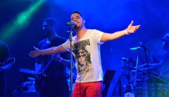 Levi é autor da música e aposta nela para ser sucesso no Carnaval - Foto: Felipe Souto Maior | Divulgação