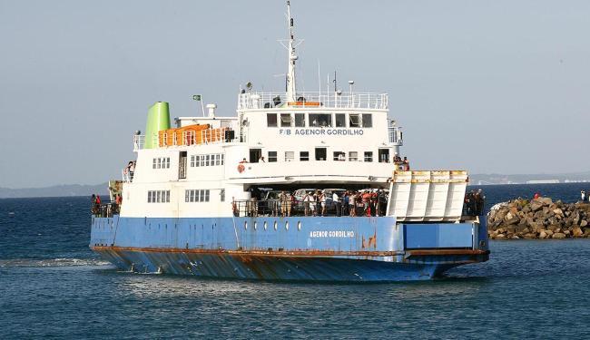 Ferryboat registra grande procura de passageiros para a Ilha de Itaparica - Foto: Fernando Amorim | Ag. A TARDE