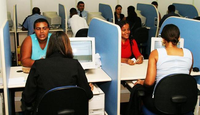 Cerca de 80% dos currículos não atendem ao perfil desejado, dizem especialistas em recrutamento - Foto: Eduardo Martins / Ag. A Tarde