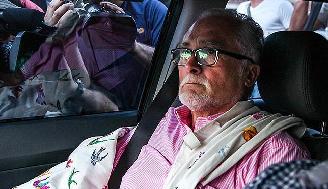 A família de diz que José Genoino não tem condições de arcar com o valor - Foto: Renato Ribeiro Silval Futura Press l Folhapress