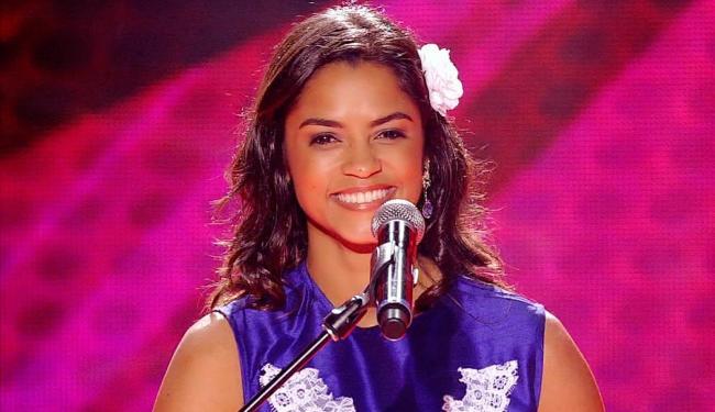 Músicas cantadas por Lucy no The Voice podem fazer parte do álbum - Foto: TV Globo | Divulgação