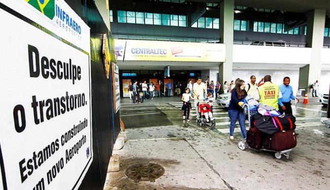 Franco disse que não quer correr o risco de gerar desconforto aos passageiros - Foto: Eduardo Martins | Ag. A Tarde