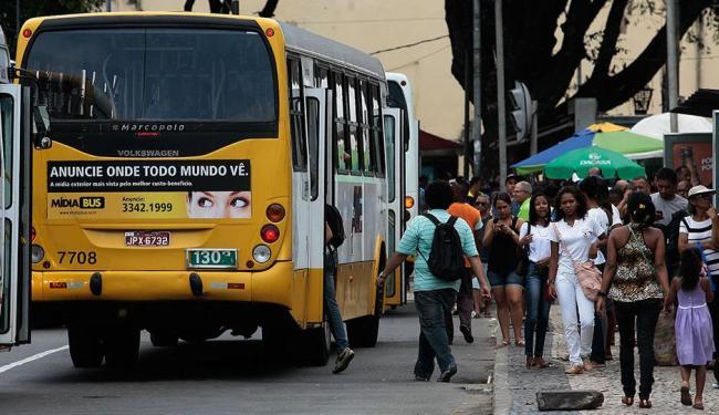 Sete linhas terão aumento de veículos - Foto: Mila Cordeiro   Ag. A TARDE