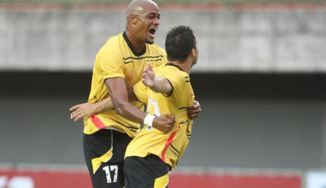 Catuense é o destaque do início de campeonato baiano, liderando a competição - Foto: Lúcio Távora | Ag. A TARDE