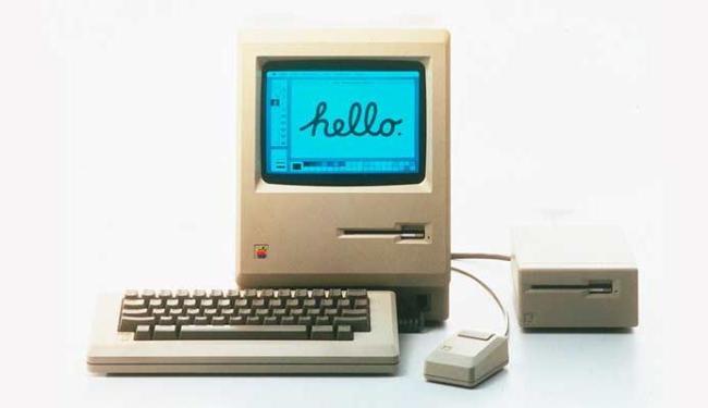 Na época em que foi lançado, Mac foi inovador - Foto: Divulgação