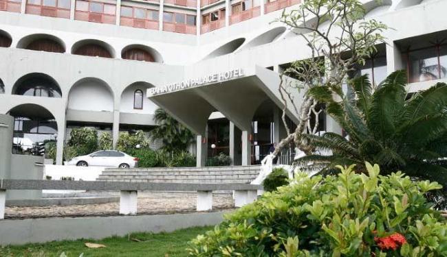 Justiça vai leiloar produtos por conta de um processo trabalhista contra o hotel - Foto: Luciano da Matta   Ag. A TARDE
