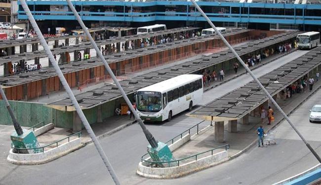 Estação da Lapa, segundo decreto municipal, será alvo de uma concessão de 35 anos - Foto: Edilson Lima / Ag. A TARDE