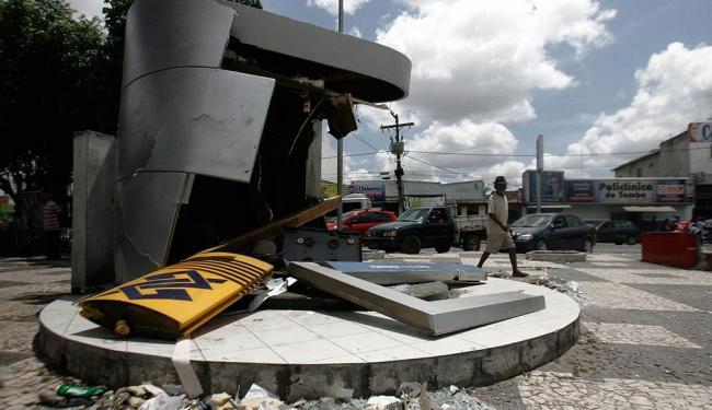 Valor roubado não foi informado - Foto: Luiz Tito | Ag. A TARDE