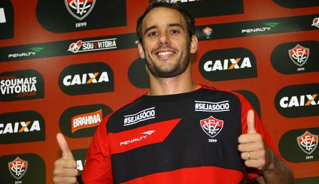 Defendi jogou nas divisões de base do Vitória, mas não se profissionalizou - Foto: Margarida Neide | Ag. A TARDE