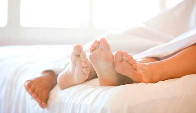 62% dos homens têm dificuldades em mante ereção e apenas 22% das mulheres chegam ao orgasmo - Foto: Reprodução