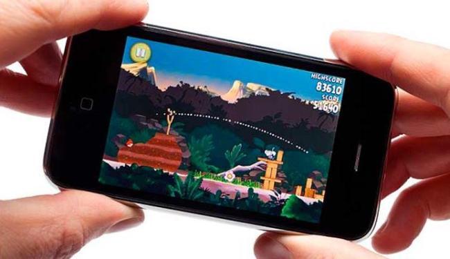 Angry Birds era um dos games que a NSA usava para espionar - Foto: Divulgação