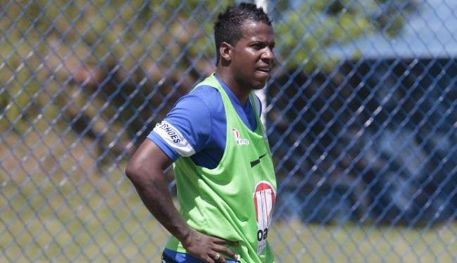 Guilherme Santos quer apagar imagem ruim deixada em outros clubes do futebol brasileiro - Foto: Edilson Lima / Ag. A TARDE