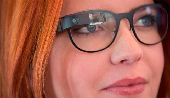 Google Glass terá armação para lentes de grau - Foto: AP Photo