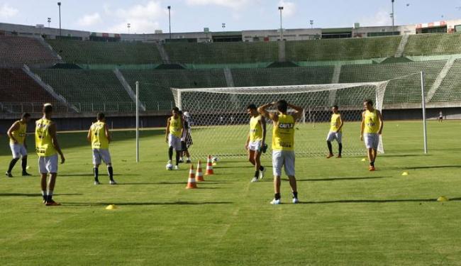 Com reforma do Barradão, Leão mandará seus jogos em Pituaçu até junho - Foto: Margarida Neide / Ag. A TARDE