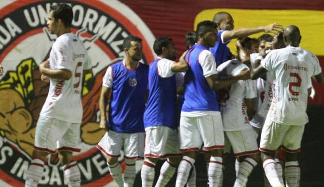 O América-RN é a única equipe que venceu os três jogos da competição - Foto: Lúcio Távora/ Ag. A Tarde