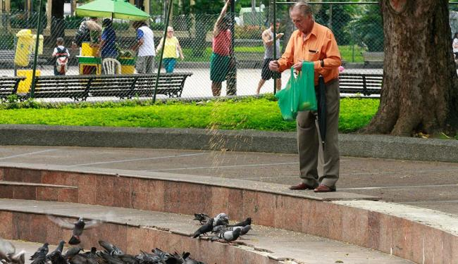 40% dos trabalhadores não economizam para ter um aposentadoria - Foto: Erick Sales | Ag. A TARDE