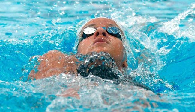 Joanna se despede das piscinas depois de três olimpíadas, três pan-americanos e cinco mundiais - Foto: Evandro Teixeira | COB