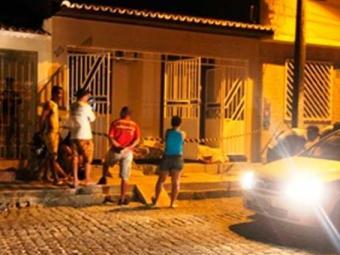 Casal foi morto na porta de casa - Foto: Reprodução   Calila Notícias