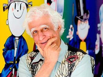 Cartunista Ziraldo, criador das aventuras do Menino Maluquinho, vem a Salvador - Foto: Reprodução