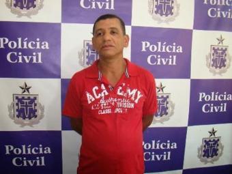 Moisés já responde a dois processos na cidade de Piritiba - Foto: Divulgação/ Polícia Civil