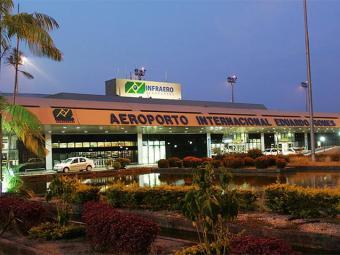 Após suspeita de bomba, avião da American Airlines faz pouso em Manaus - Foto: Reprodução l Infraero