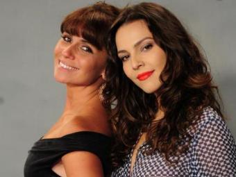 Giovanna Antonelli e Tainá Muller - Foto: Divulgação   TV Globo