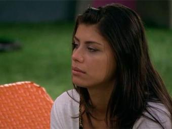 Franciele confessou que foi precipitada ao ficar com Diego - Foto: TV Globo   Divulgação