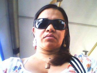 Suene Santana da Silva foi morta quando bandidos atiraram no ônibus - Foto: Reprodução   Facebook