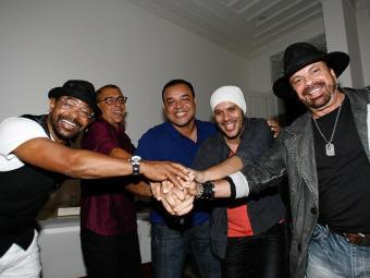 Chiclete com Banana passará para o comando do cantor Rafa Chaves - Foto: Fernando Amorim   Ag. A TARDE