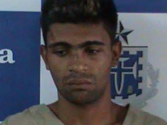 Vanderlon dos Santos Vanderlei, de 21 anos, foi conduzido à 18ª Delegacia - Foto: Divulgação/ Polícia Civil