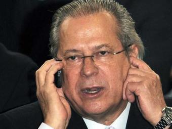 Dirceu espera o aval da Justiça para começar a trabalhar - Foto: Antonio Cruz | Arquivo | Agência Brasil
