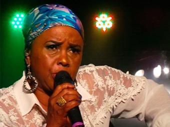Cantora e compositora carioca receberá do bloco afro uma homenagem, o troféu Deusa Negra Atikum - Foto: Instagram | Reprodução