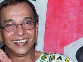 Di Paula está internado desde o dia 26 de dezembro - Foto: Carlos Santana   Arquivo   Ag. A TARDE