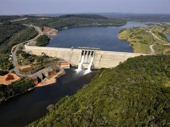 Segundo a ONS, os reservatórios do Sudoeste/Centro-Oeste estão com 37,6% de sua capacidade - Foto: Divulgação l Usina Hidrelétrica de Mauá