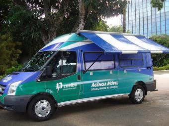 Agência Móvel da Coelba atende até o próximo sábado, 15, em Plataforma - Foto: Coelba | Divulgação