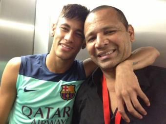 Clube vai entrar com processo contra pai de Neymar - Foto: Twitter / Reprodução