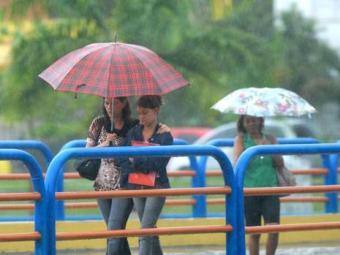 Chuvas são mais esperadas nas localidades próximas ao litoral - Foto: Luiz Tito/ag. A Tarde