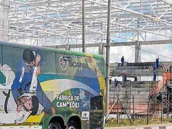 O novo centro ocupará uma área de 20 mil metros quadrados - Foto: Marco Aurélio Martins   Ag. A TARDE