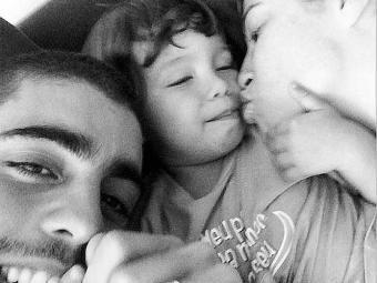 Casal pretende ter mais dois filhos - Foto: Instagram | Reprodução