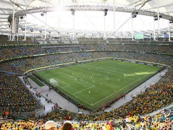 Arena Fonte Nova foi sede da Copa das Confederações e vai receber 6 jogos da Copa - Foto: Fernando Amorim | Ag. A TARDE