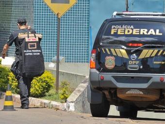 Também foram detidos cinco empresários envolvidos em esquema de fraude - Foto: Marcello Casal Jr./ABr