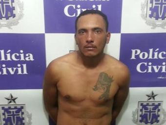 Edson Santos foi autuado por homicídio qualificado e cinco tentativas de homicídio - Foto: Divulgação/Polícia Civil