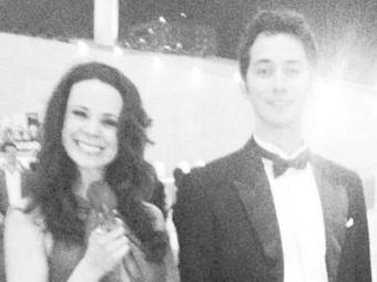 Vanessa Gerbelli está namorando o protagonista de Malhação, Gabriel Falcão - Foto: Reprodução   Instagram