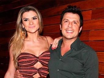 A bebê é fruto do seu relacionamento com o humorista Wellington Muniz, o Ceará - Foto: Instagram | Reprodução