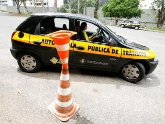 Curso serve para obtenção da primeira habilitação - Foto: Marco Aurélio Martins / Ag. A TARDE