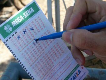 Os números sorteados foram 01-04-05-14-45-56 - Foto: Reprodução