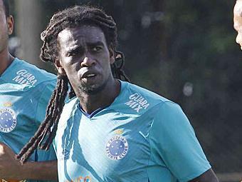 Tinga foi hostilizado durante partida contra o Real Garcilaso - Foto: Washington Alves   Arquivo   Vipcomm