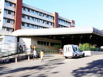 Hospital Geral do Estado (HGE) - Foto: Joá Souza/ Agência A TARDE